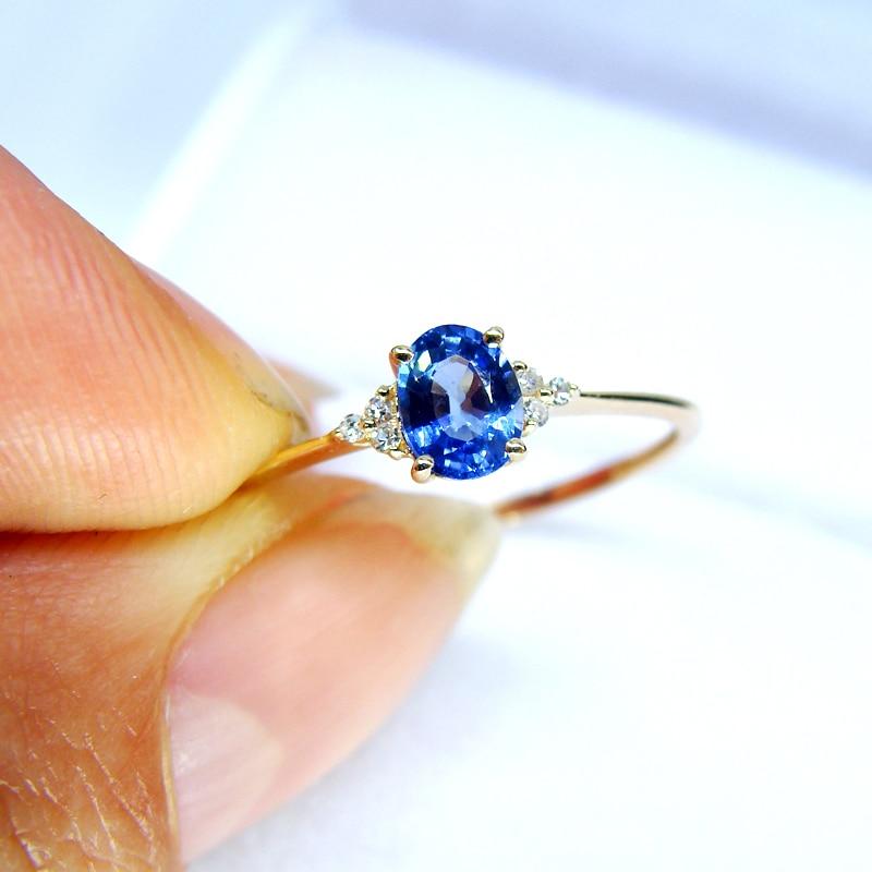 0 4 Carat Sri Lanka Sapphire Lnatural Sapphire Ring 18k Gold Lowest Price Southafrica Diamond Women S King Flower Pendant Queen Sri Lanka Sapphire Queen Ringsri Lanka Diamonds Aliexpress