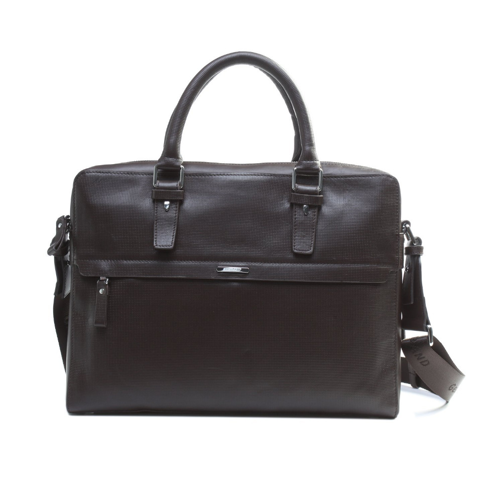 Men's Genuine cowhide Real Leather Messenger Briefcase Shoulder Tote Laptop Computer Business Handbag Bags Top quality Brand New men s genuine cowhide real leather messenger briefcase shoulder tote laptop computer business handbag bags top quality brand new