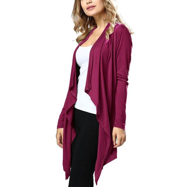 Aliexpress.com : Buy Maxi Cardigan Feminino 2017 Autumn Long ...