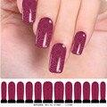 Nail Art Stickers Decals decoración del brillo 3D uñas de transferencia de agua pegatinas fácil uso