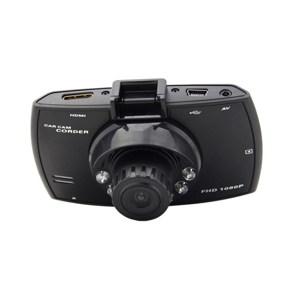 Parking-Monitor Loop-Recording Dash-Cam G-Sensor Night-Vision WDR 720P Car HD 2inch 120