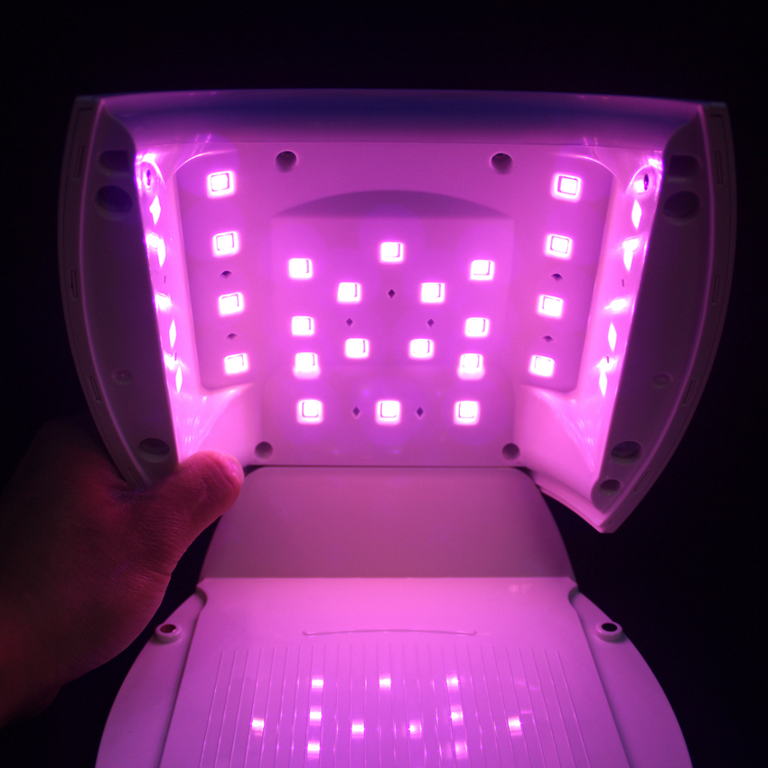 New Red Light 60W Auto LED UV Lamp for Nails nail lamp Lamp for Gel Polish with Infrared Induction Ultraviolet Lamp for ManicureNew Red Light 60W Auto LED UV Lamp for Nails nail lamp Lamp for Gel Polish with Infrared Induction Ultraviolet Lamp for Manicure