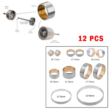 12 PCS Auto Transmission ZF6HP26 ZF6HP28 Bushing Repair KIT for BMW For Land Rover For Audi For Jaguar 6HP28 6HP26