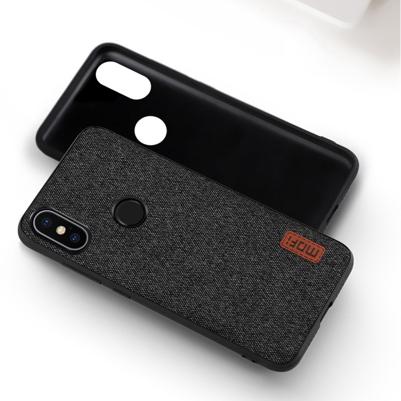 low priced 38a24 a6066 Redmi note 5 case cover MOFI for xiaomi redmi note 5 global Fabrics ...