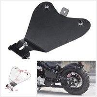 Motorcycle Solo Seat Baseplate Mounting Kit For Honda Yamaha Kawasaki Suzuki Bobber Chopper Harley Davidson Sportster XL883