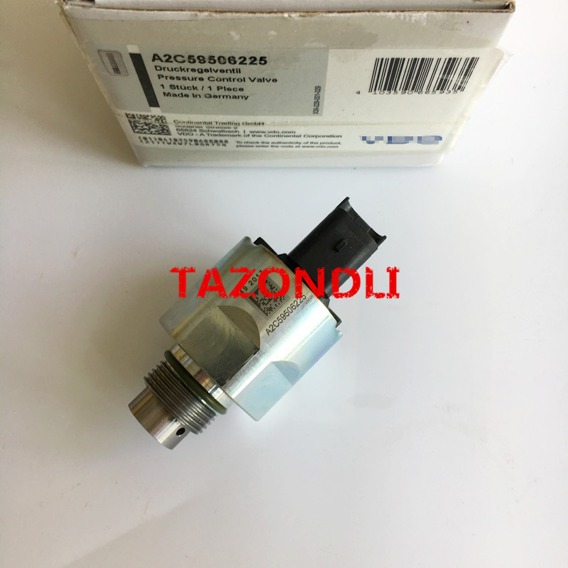 genuine and new original A2C59506225 common rail pessure control valve X39-800-300-005Z / X39800300005Z original genuine common rail injector repair kits f00rj03484 for 0445120123 4937065