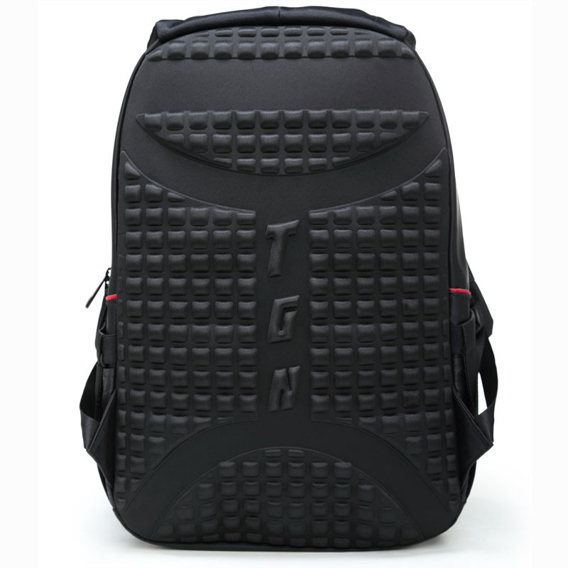 2017 New Hot Ing Black Male Backpack Bag Men S Massage Back Pack Agers School Backpacks Computer Notebook In From Luggage