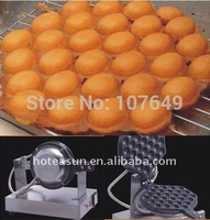 4 Units EMS To Russia 220v Stainless Steel Electric Eggettes Egg Waffle Maker