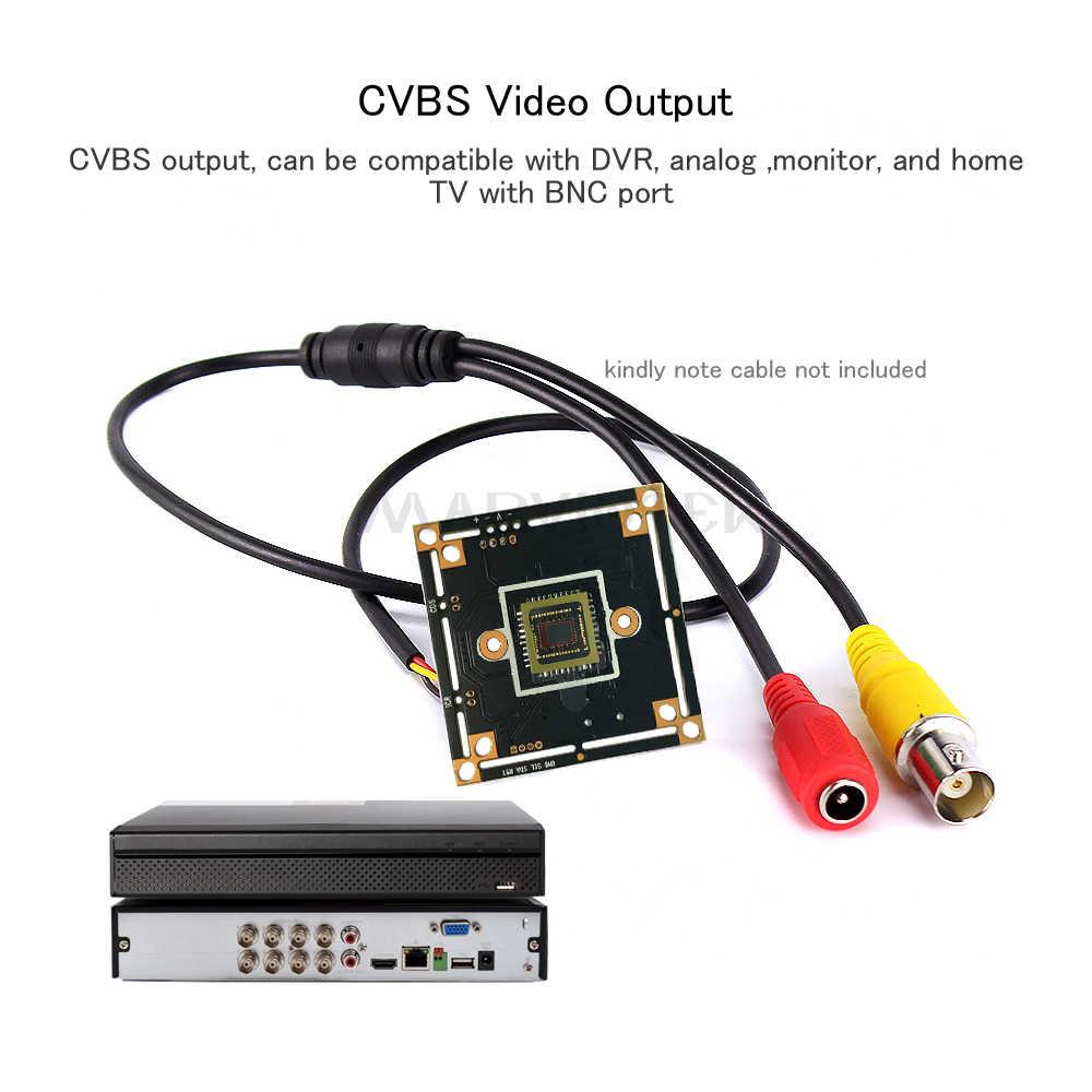 700tvl Analog Cctv Camera Module Motion Sensor Security Video Surveillance Camera Mini Cvbs Diy Home Security System Analog Cam