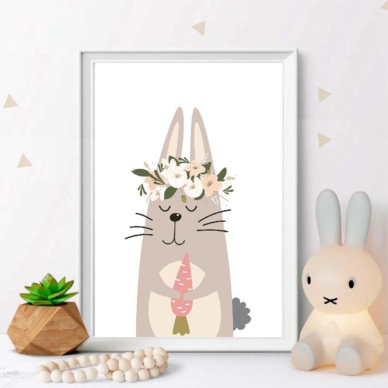 animal canvas prints