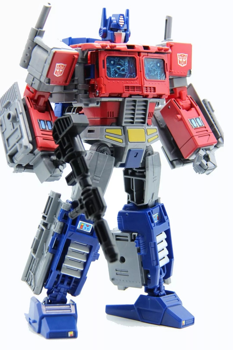 Spot sales Transformed toy leader war L-class leader Orion Rodimus Prime Power of the Primes towards the transformed body