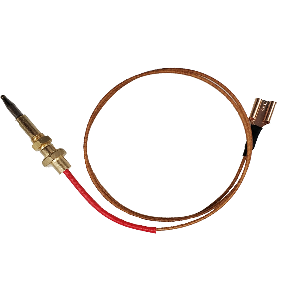 Earth Star Gas Fireplace Thermocouple Griddle Stove Parts Temperature Sensor 65cm