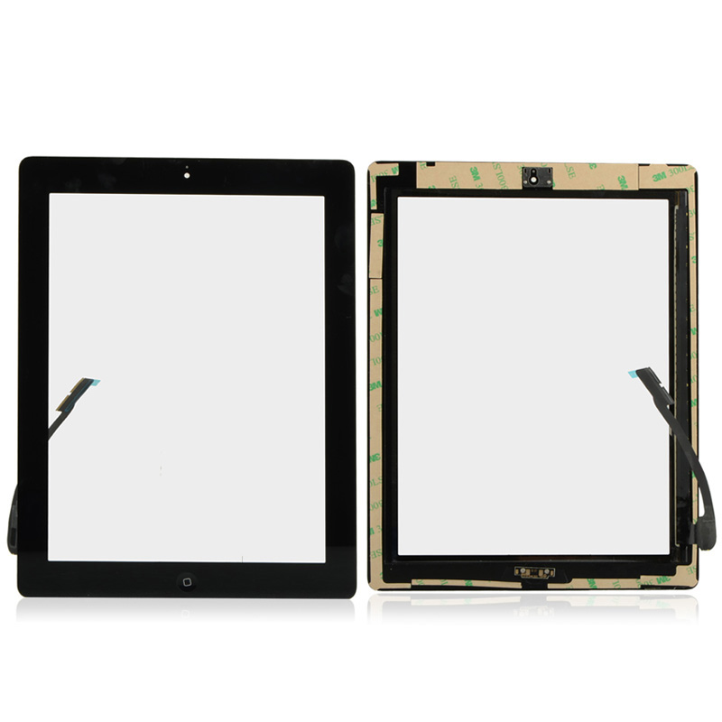 high-quality-front-glass-for-ipad-3-ipad-4-lcd-digitizer-touch-screen-with-home-button-flex-cable-assembly-w0m54-t04