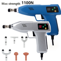 Chiropractic Adjusting Instrument 13 Levels 6 Heads adjustable intensity Therapy Activator Massager Electric Correction Gun