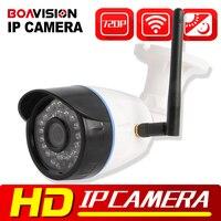 HD 1080P Wifi IP Camera 720P Outdoor Wireless Onvif P2P CCTV Surveillance Bullet Security Onvif Camera