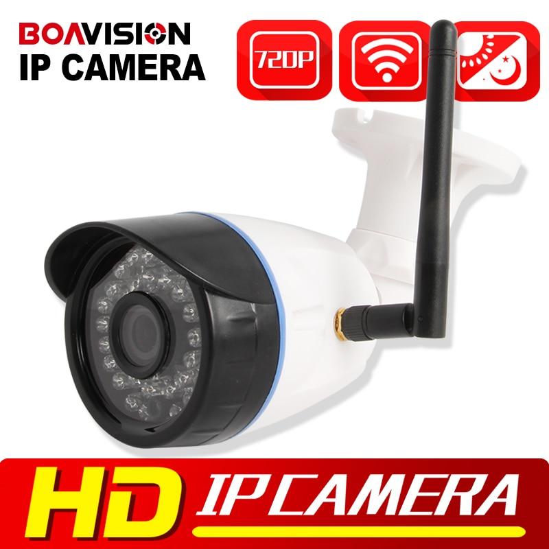 HD 1080P Wifi IP Camera 720P Outdoor Wireless Onvif P2P font b CCTV b font Surveillance