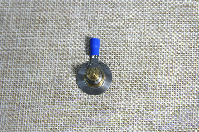 E-XY Ecig mod 510 DIY Connector Spring loaded 510 connector for Mech Mod E Cigarettes VV Mods Vape Mod 4