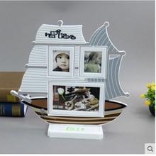 Baby photo frame Cute cartoon creative wall Kids childrens Anime Wedding Photo Frame Set 5 Inch 3