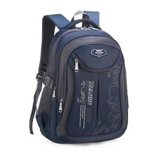 Горячая новинка детские школьные сумки для подростков мальчиков и девочек большой вместительный школьный рюкзак Водонепроницаемый ранец Детская сумка для книг mochila