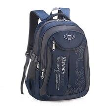 ¡Novedad de 2020! Mochilas escolares para niños y adolescentes, mochila escolar de gran capacidad, bolso impermeable para niños, mochila para libros