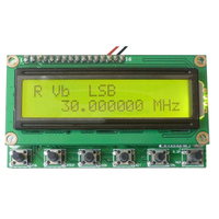 LIXF AD9850 6 Bands 0 55MHz DDS Signal Generator Digital HAM Radio RIT VFO SSB