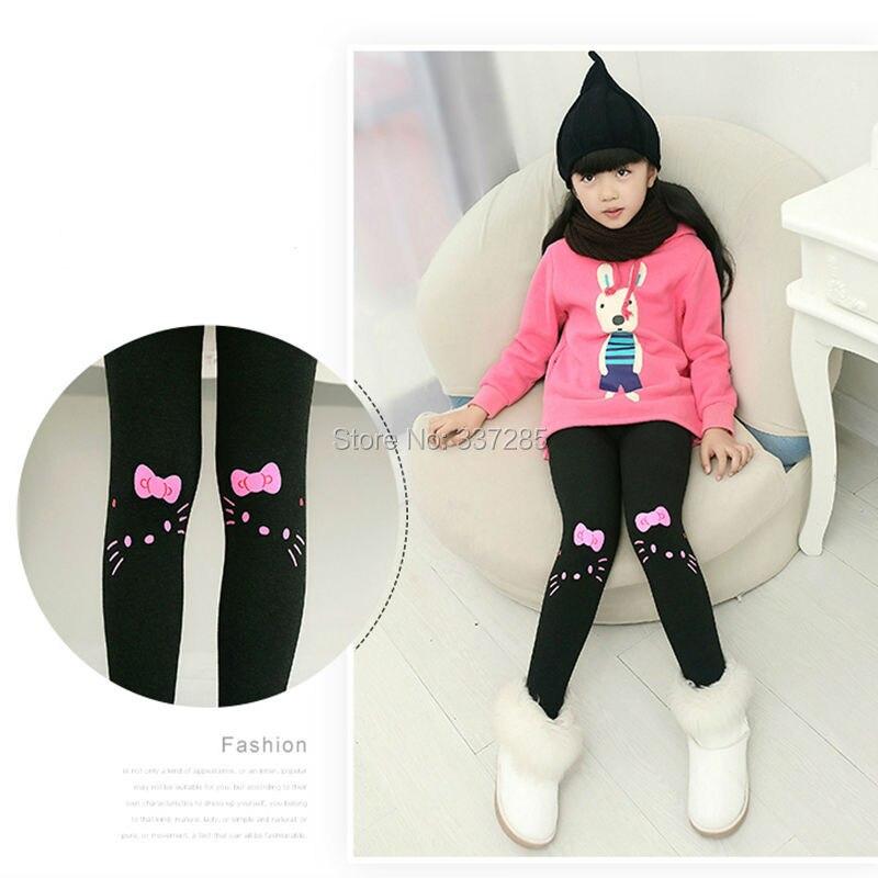 Νέα κορίτσια χειμωνιάτικα παντελόνια - Παιδικά ενδύματα - Φωτογραφία 6