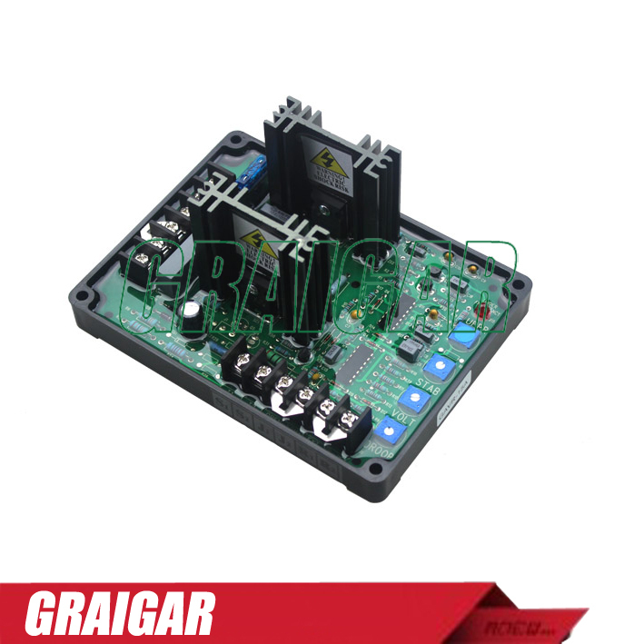 Free shipping  Generator AVR GAVR 15A  with best quality