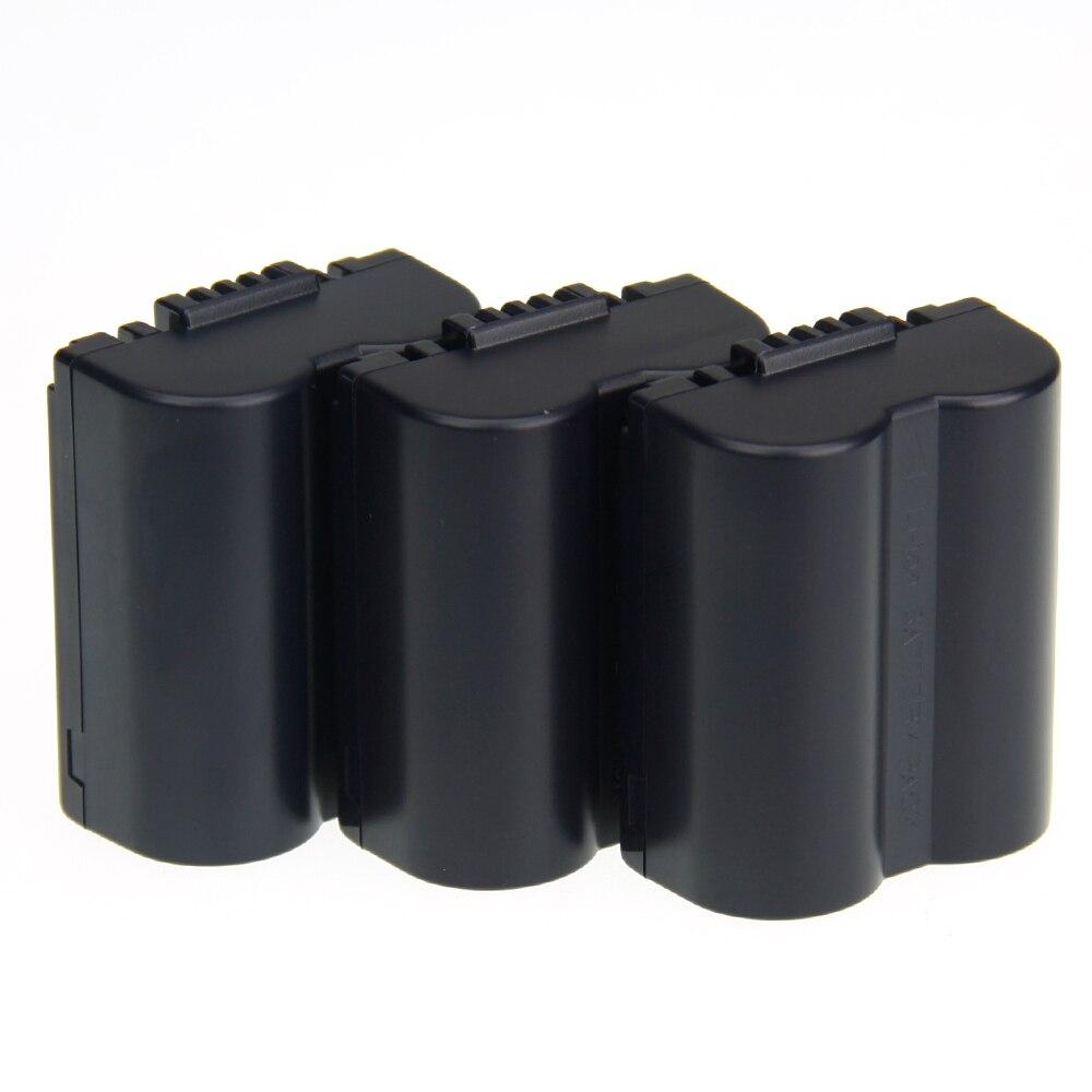 Wholesale 3pcs CGA-S006E CGR S006E CGR-S006A /1B BP-DC5U Cmaera For PANASONIC Lumix DMC for PANASONIC CGAS006E CGRS006E Battery