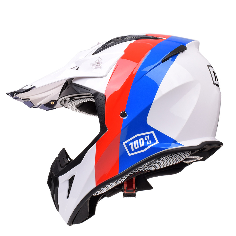 цена на LARATH Motocross Helmet Motorcycle Off Road Casco Capacete Casque Moto Downhill Cross DH MX ATV MTB Rockstar Helmets Dirt Bike