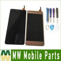 1 PC Lot For BQ BQ 5058 BQ 5058 LCD Display Touch Screen Assemble Replacement Black
