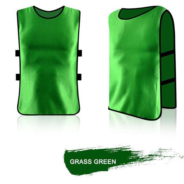 2018 Team Soccer Jersey Vest Men's Football Training Shirt