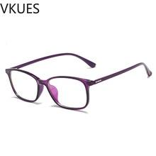 84415239c7809 VKUES Azul Óculos TR90 Bloqueando a Luz Quadro de Luz Azul Claro Anti Anti  Radiação Óculos