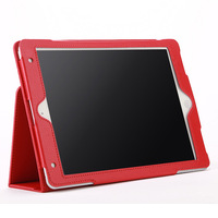 GrassRoot Leather Cases For Apple Ipad Mini 1 2 3 Case Flip Litchi PU Leather Wake