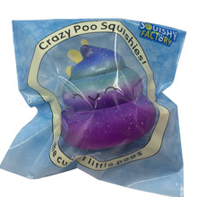 Slow Rising Squishy Poop Toy