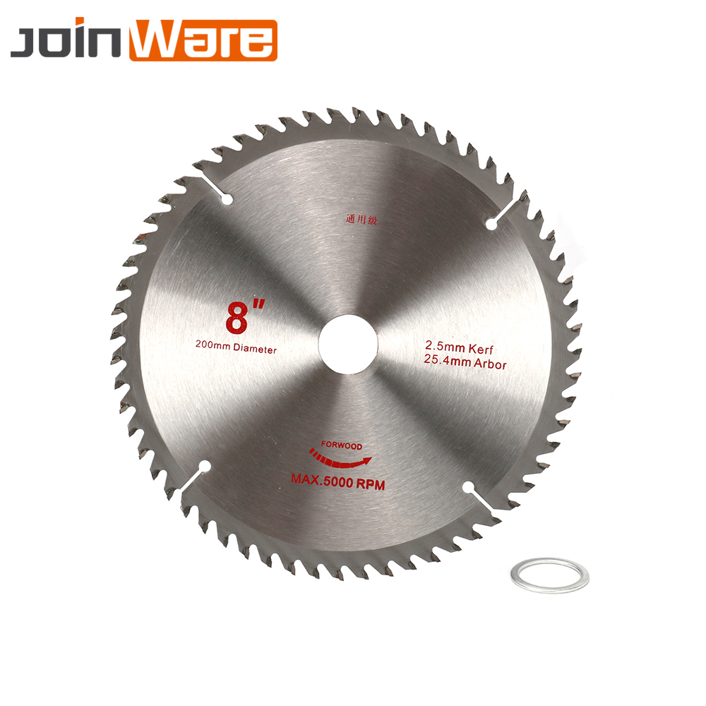 1pcs 8'' 10'' 14''  60T-120T Carbide Tipped Circular Saw Blade Cutting Disc Woodworking Wood Cutting Tool 200mm 250mm 350mm
