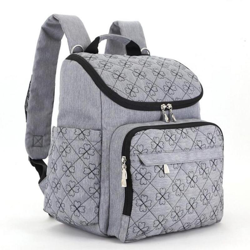 Large Capacity Diaper Bag Fashion Mummy Maternity Nappy Bags Baby Travel Backpack Organizer Stroller Bag for baby care D3 baby diaper bag backpack maternity nursing bag for stroller nappy changing bag baby care organizer for mom travel backpack d3