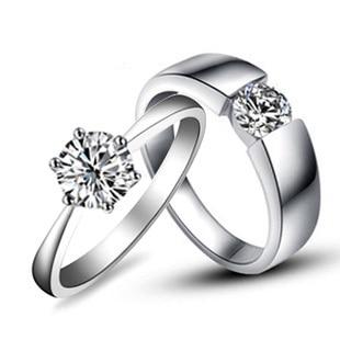 Online Get Cheap Pair Wedding Rings Aliexpresscom Alibaba Group