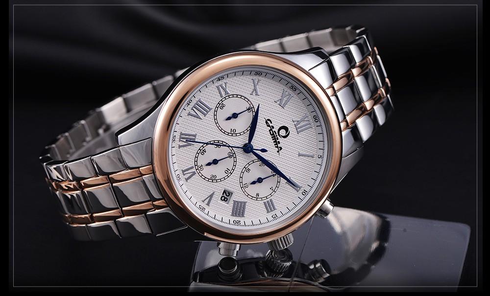 ساعة يد رجالية فاخرة 10