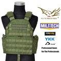 Mil Spec militar LT6094 Oliver Drab OD combate Molle combate Tactical Vest exército militar coletes e engrenagem Vest portadora