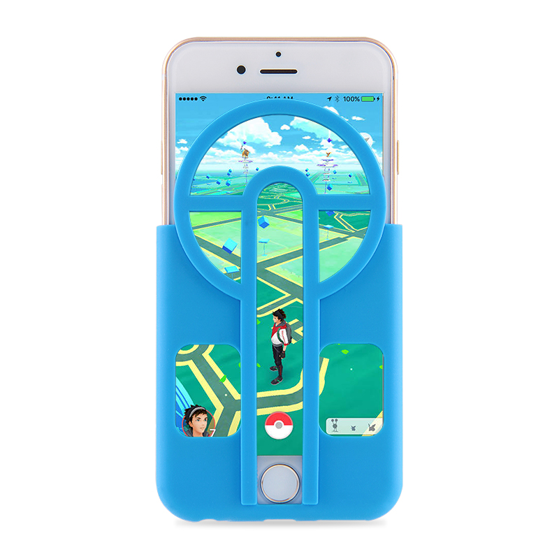 Pokemon Go Pokeball Aimer Case