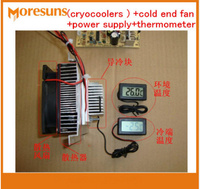 DIY 1 Set 12v Electronic Semiconductor Thermoelectric Cooler Dehumidifier Module Can Be Frosted Cooling Module Refrigerator