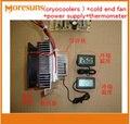 DIY 1 Unidades 12 V semiconductor electrónico termoeléctrico refrigerador deshumidificador módulo/se puede enfriar helado módulo refrigerador