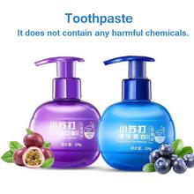Fluoride-Free Toothpaste Whitening Teeth Natural Baking Soda Dental Oral Care Remove Stain Anti Antibacterial