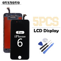 5PCS Lot Wholesale AAA LCD Touch Display For Iphone 6 6Plus 6s 6sPlus Replacement Screen Digitizer