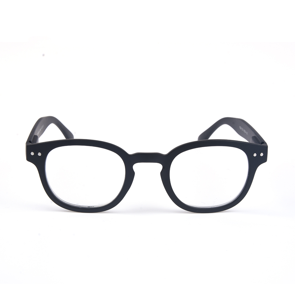 e66c36b739 Guanhao Classic Black Frame Retro Style spring Reading Glasses Round Reading  Glasse Man Women Unisex Diopter Presbyopia Glasses-in Reading Glasses from  ...