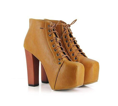 Aliexpress.com : Buy Women&39s Shoes Fashion Boots Platform Chunky