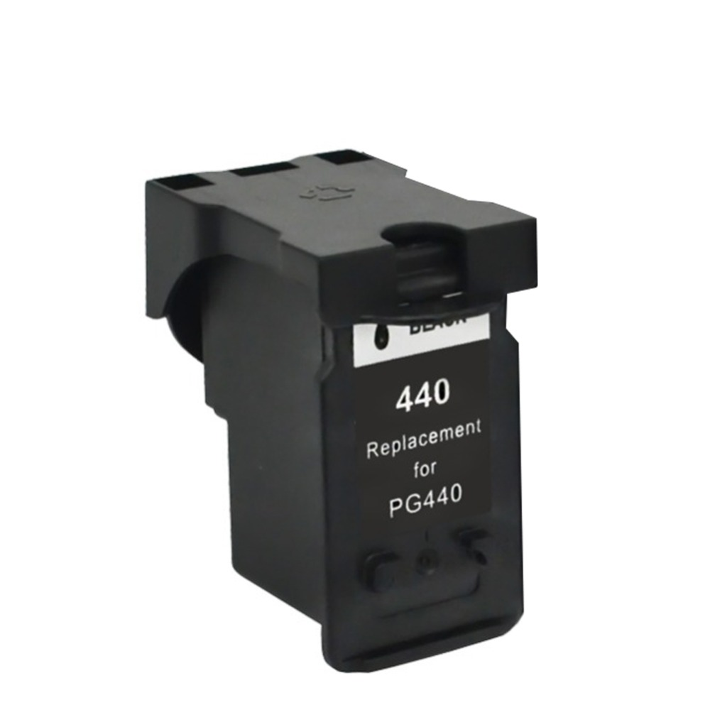 Compatible 1PK ink cartridge PG-<font><b>440XL</b></font> For <font><b>Canon</b></font> PG440XL PG440 for PIXMA MX374 MX394 MX434 MX454 MX474 MX514 MX524 MX534 printer image