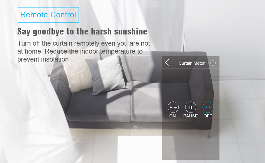 inteligente Wi fi Sem Fio RF Controle