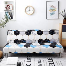Parkshin 2019 New All-inclusive Folding Sofa Bed Cover Tight Wrap Towel Couch Without Armrest housse de canap cubre