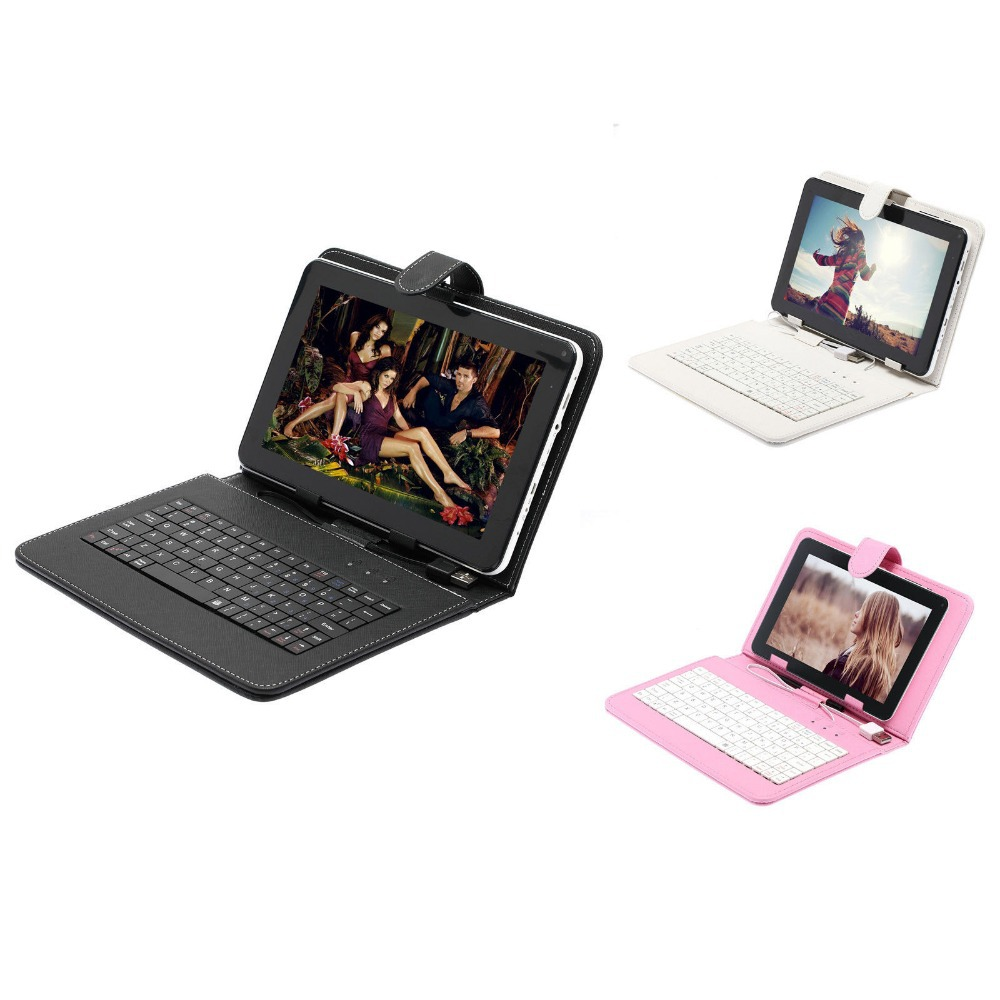 8GB Boda 9 Google Android 4.2 Dual Core Tablet Capacitive Dual Camera+Keyboard